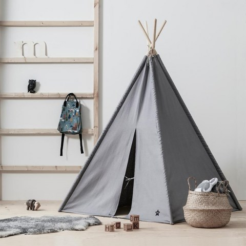 Kids-Concept-Grey-Teepee-Tent (Copy)