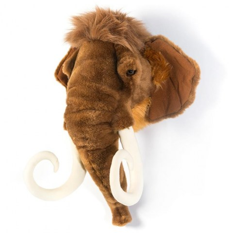 Wild-and-Soft-Plush-Animal-Head-in-Mammoth-Design (Copy)