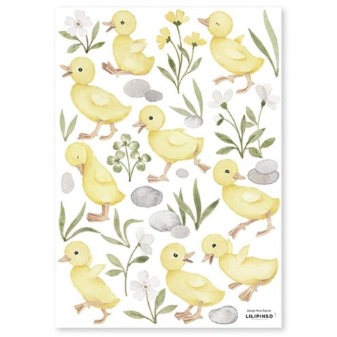 s1391_stickers-chambre-bebe-petits-canards-lilipinso (Copy)