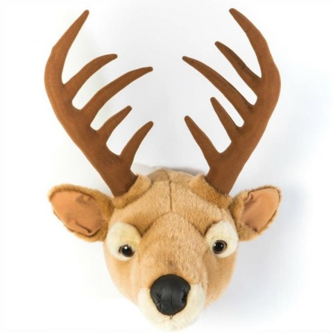 wild-and-soft-animal-deer-billy-brown-textile-30x3 (Copy)